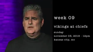 Vikings Blog - Minnesota Vikings release 2019 schedule to P.A. reading Haikus! 🤣