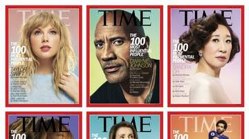 Scott and Sadie - Time Magazine's Most Influential People...