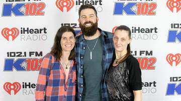 K102 Fan Jam - Photos: Jordan Davis Meet & Greet at K102 Fan Jam: Spring Break Party