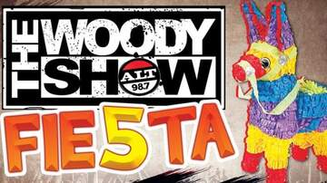 The Woody Show - The Woody Show Fie5ta 2019