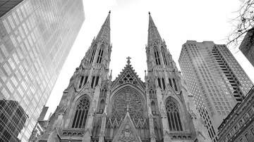 Local News - Man With Gas Cans Taken Into Custody At St. Patrick's Cathedral