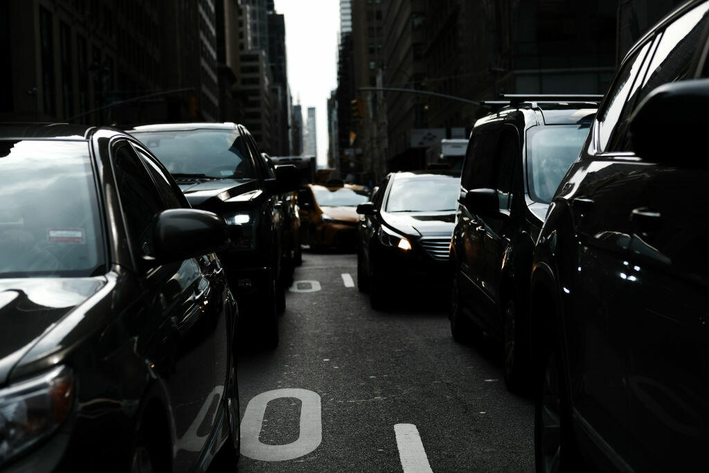 New Jersey Congressman Criticize Congestion Pricing