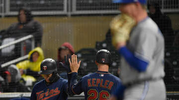 Twins Blog - Twins outlast rain delay to beat the Blue Jays 4-1 | KFAN