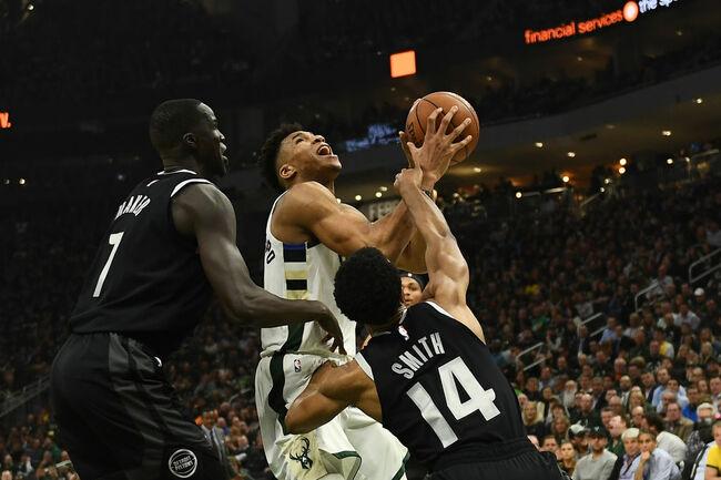 Detroit Pistons v Milwaukee Bucks - Game Two