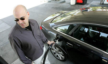 Local News - Streak of Rising Los Angeles County Gas Prices Ends at 38 Days