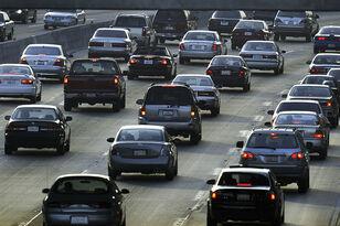 The Slowest Commute in LA Has Been Identified