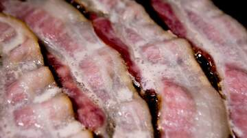 Mark Manuel - Win A 1,000 Pounds Of Bacon? Yep!