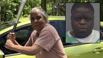 Trevor D in the Morning Show - Great-Grandma Uses Baseball Bat to Fend Off 300-Pound Car Thief