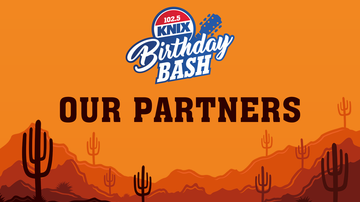 KNIX Birthday Bash Blog - Get To Know Our KNIX Birthday Bash Partners!