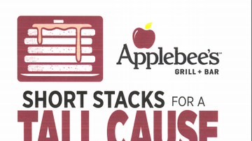 Community Break - 4.27.19 Short Stacks for a Tall Cause