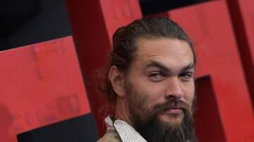 Cappuchino - Say What? Aquaman, Jason Momoa, Shaves His Beard For a Cause