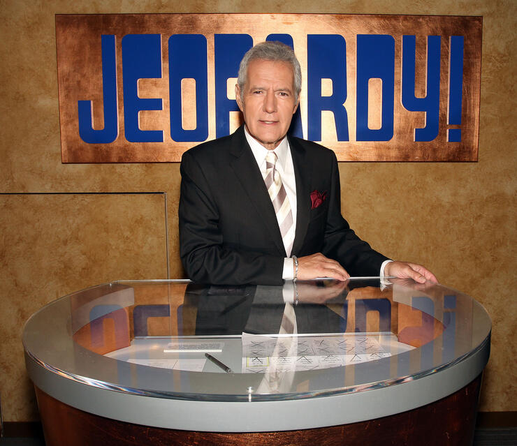 """28th Season Premiere Of """"Jeopardy!"""""""