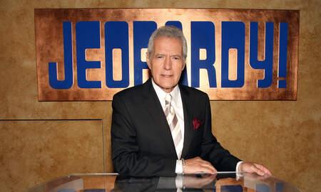 Entertainment News - Alex Trebek Wraps 'Jeopardy' & Shares Health Update Amid Cancer Battle