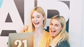 Ryan Seacrest - Elle Fanning Dishes on Turning 21, Admits She Fought for 'Teen Spirit' Role