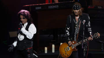 iHeartRadio Music News - Hollywood Vampires Releases New Single Who's Laughing Now