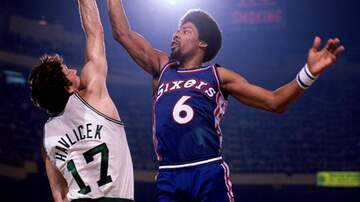 Jazzmine Phoenix - Check Out The Cool Bit On The Great Dr. J. - Julius Erving