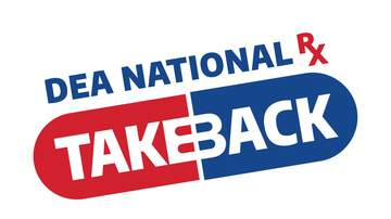 None - DEA FOR TAKE BACK DAY