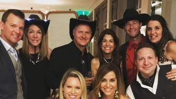 The Mo & Sally Show - The 2019 Cowboy Ball To Benefit The ARC Of Palm Beach County