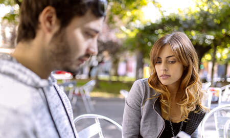 The Rendezvous - What To Do When You Catch Your Partner Texting Someone Else
