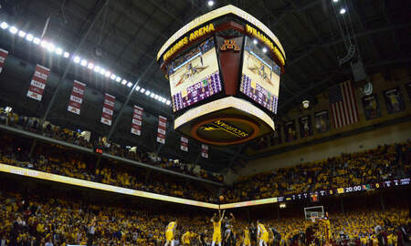 Gopher Blog - You asked, they listened! Gophers dropping season ticket prices for 🏀 & 🏒