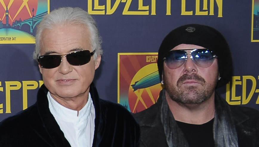 """Jason Bonham Retracts, Apologizes For """"Untrue"""" Statements About Jimmy Page"""