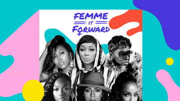 None - Femme It Forward Tour at Concord Pavilion!
