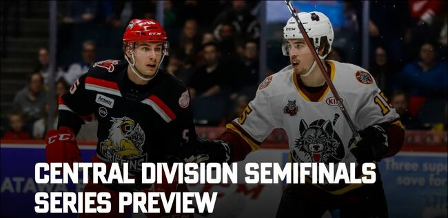 CENTRAL DIVISION SEMIFINALS PREVIEW!
