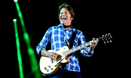 Rock News - John Fogerty Disses Former CCR Bandmates For Dogging His Career
