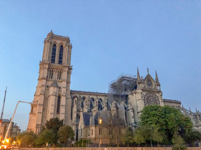 Notre Dame fire may have been sparked by electrical short circuit
