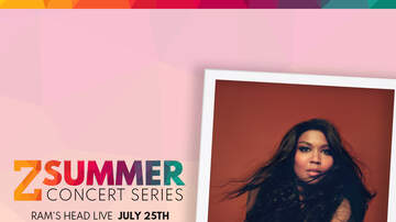 Contest Rules - Z Summer Series: Lizzo @ Rams Head Live Contest Rules