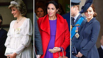 Entertainment News - The Royal Family's Best Maternity Looks