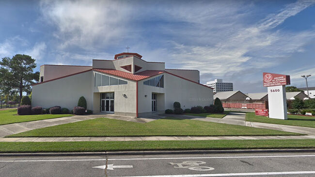 Greater St. Stephen Full Gospel Baptist Church in New Orleans, Louisiana