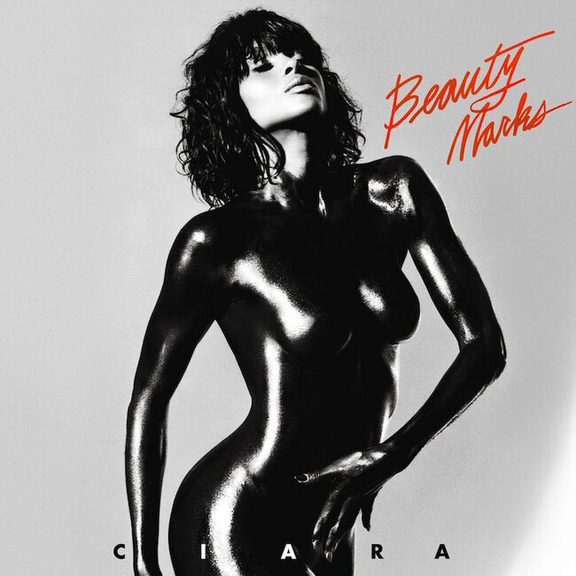 Ciara - 'Beauty Marks' Album Cover Art