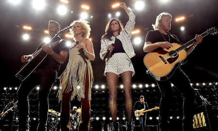 Music News - Little Big Town's 'The Daughters' Video Celebrates Female Empowerment