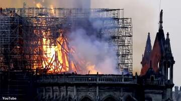 Coast to Coast AM with George Noory - Video: 'Jesus' Spotted in Notre Dame Fire