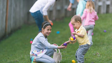 Billy and Judi - Best St. Louis Easter Egg Hunts