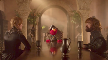 Beth Bradley - Somehow, Elmo Survived This Game of Thrones-Sesame Street Crossover