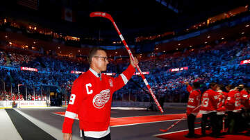 Mojo in the Morning - Detroit Red Wings to introduce Steve Yzerman as general manager