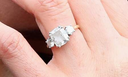 Jaime in the Morning! - Social Dilemma-Is It Okay To Give An Ex's Engagement Ring to Your New Love?