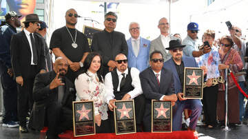 T-Roy - CYPRESS HILL: Hollywood Walk of Fame Induction