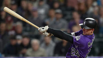 Mike Rice - McMahon Returns, Leads Rockies To 6-2 Win Over Phillies