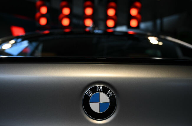 GERMANY-AUTOMOBILE-EARNINGS-BMW