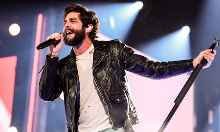 Music News - Thomas Rhett Drops Sentimental New Song 'Remember You Young': Listen Now