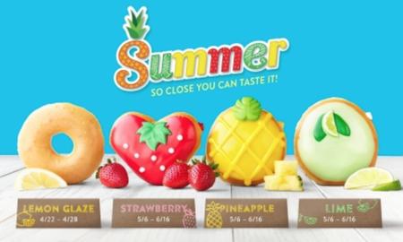 Bobby Bones - Food World: Krispy Kreme Is Releasing Fruit Flavored Donuts For Summer