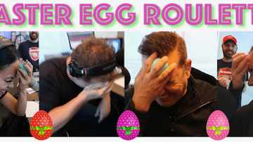 Johnjay And Rich - WATCH: Easter Egg Roulette - WHO WILL LOSE?!?!