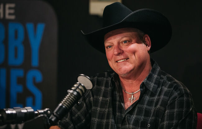 John Michael Montgomery Is Back After Having Vocal Surgery