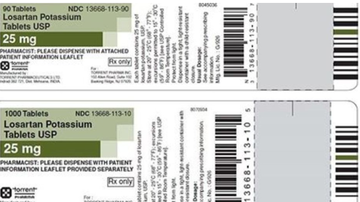 Lori - Blood Pressure Medication Recalled For The 4th Time!