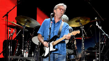 Rock News - Eric Clapton Performs Layla Electric For First Time In Six Years