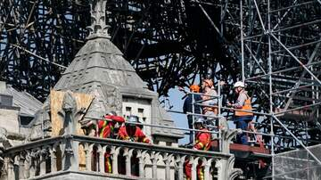 The Morning Breeze -  Investigators Say Notre Dame Fire Caused By Short-Circuit!