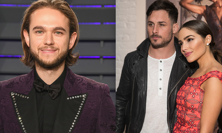 Entertainment News - Danny Amendola Shades Zedd After He Sparked Olivia Culpo Romance Rumors